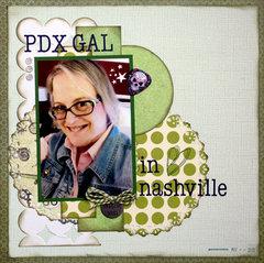 PDX Gal in Nashville