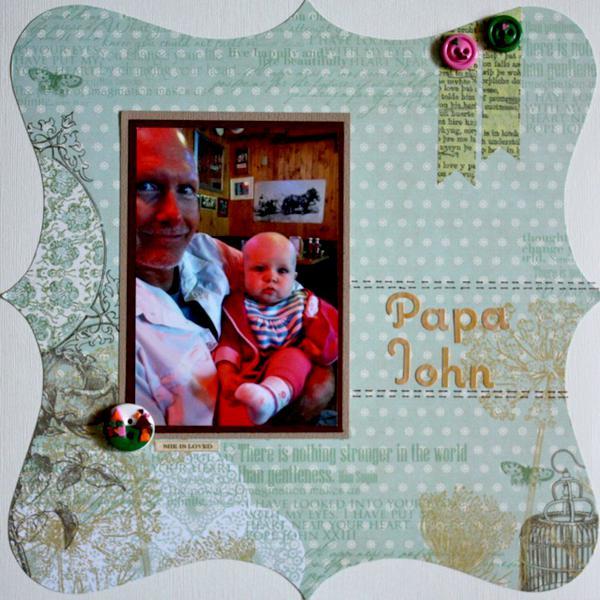 Papa John- January LO #13