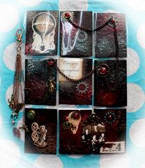 Steampunk Pocket Letter