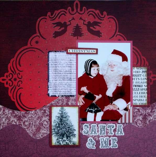 Santa and Me (LO #11)
