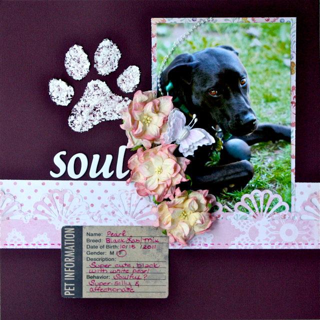 Soul June Scrap Your Pet