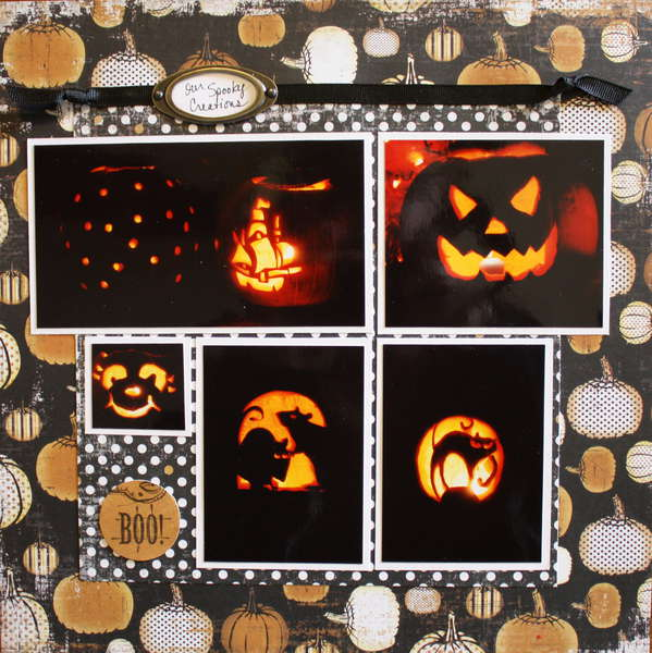 Our Spooky Creations