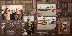 Marine Boot Camp Graduation