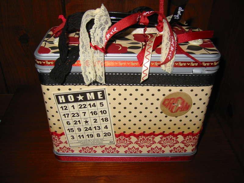Wendy's Memory Box