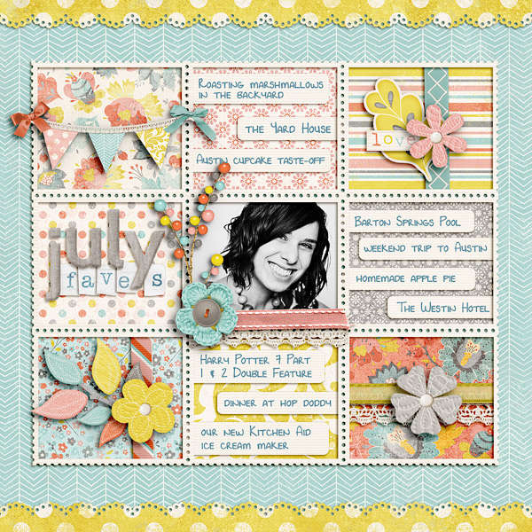July Faves 2011