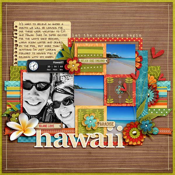 Hawaii Countdown