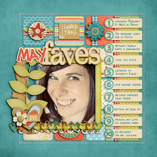May Faves 2011
