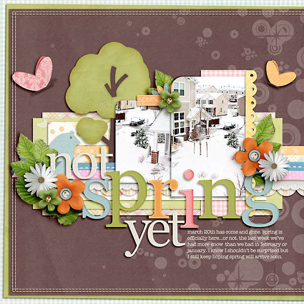 Not Spring Yet