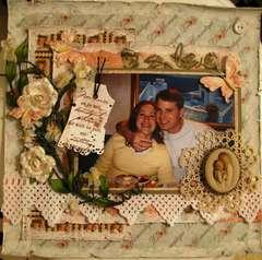 Love and memories (shadowbox LO)