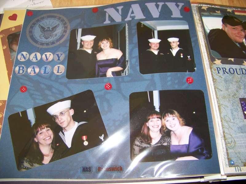 Navy Ball 2003
