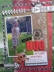 Hug At Your Own Risk