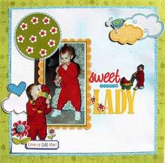 Sweet Little Lady **Bella Blvd**