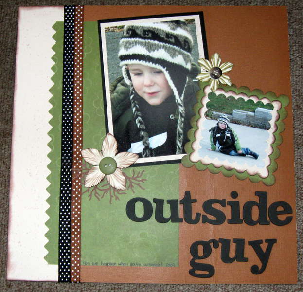 Outside Guy