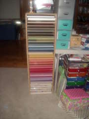 Wooden Paper Storage - photo 2