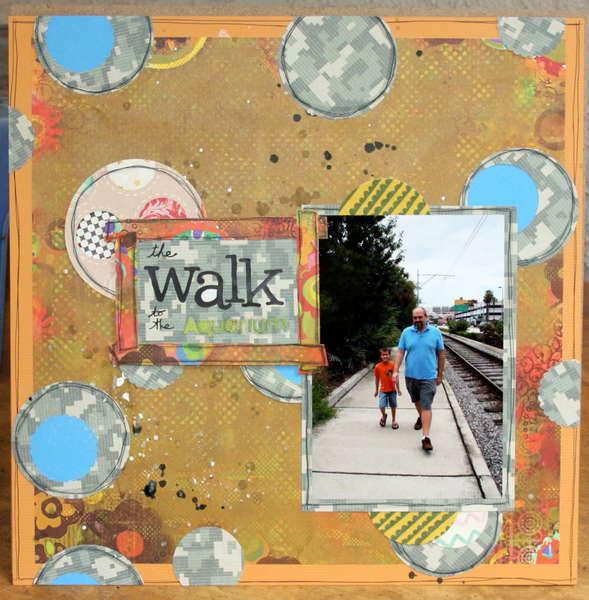 "The Walk  - ""Circle Challenge"""