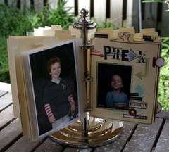 Photo Carousel 5x7 pages ATC
