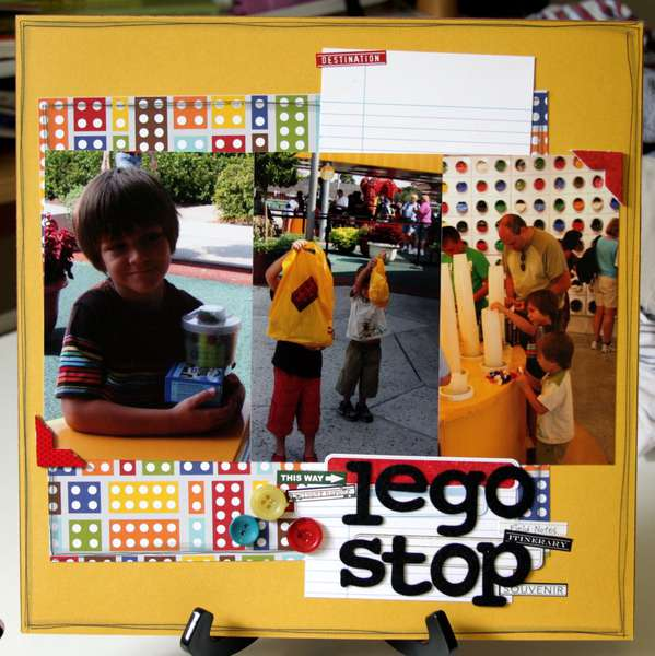 Lego Stop