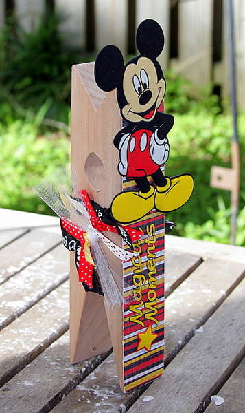 Mickey Mouse clip
