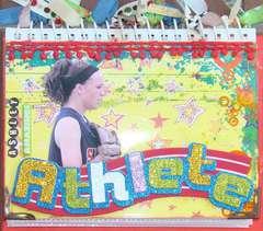 Ashley, Amazing Athlete