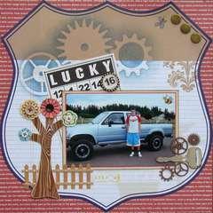 LUCKY 16