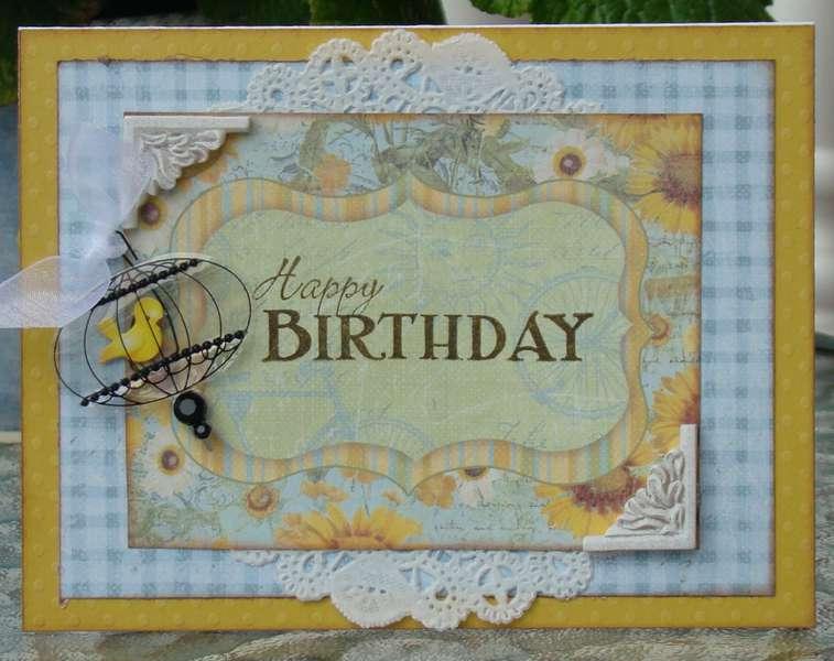 Happy Birthday Jen Jen !!!