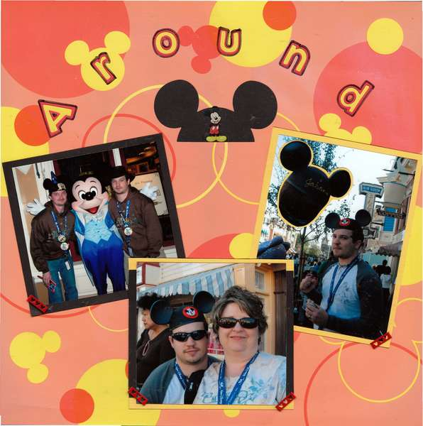 Mickey-in Around