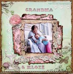 grandma and kloee