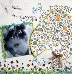KARISSA HAS THE HOOP-DEE-DOOPS!