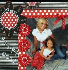 Pretty In Polka Dots