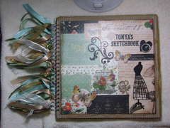 Tonya's Sketchbook,  using the