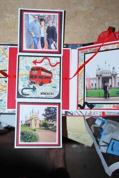 6 x 6 Mini Travel Album