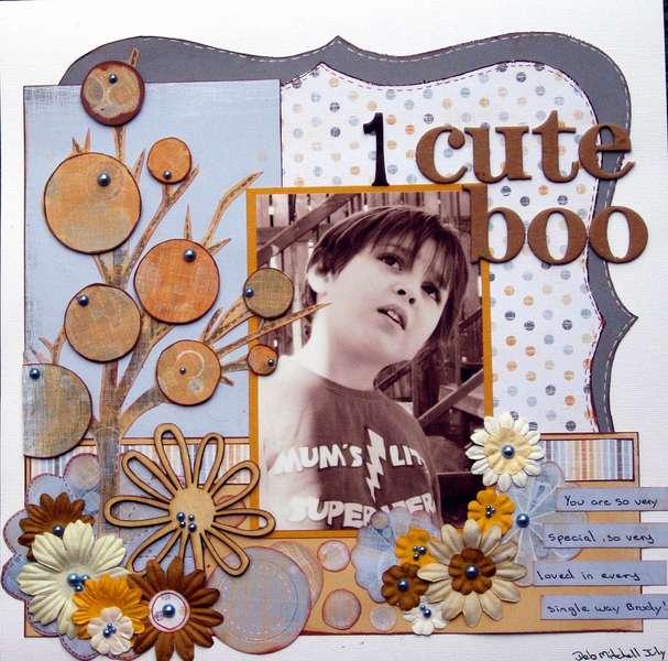 1 Cute Boo