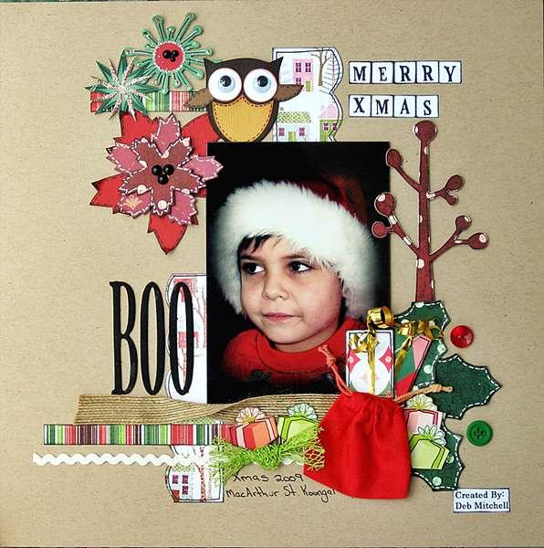 Merry Xmas Boo