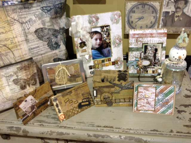 Brand New Ranger Ink Tim Holtz Misc Altered Projects