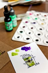 Featured in the Upcoming FREE Scrapbook.com Class: Expand Your Creativity with Tim Holtz | Distress Inks + Distress Oxides
