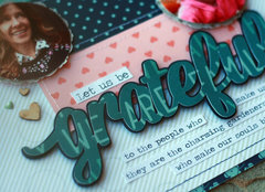 grateful | lily bee design