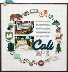 Cali Campus | Simple Stories