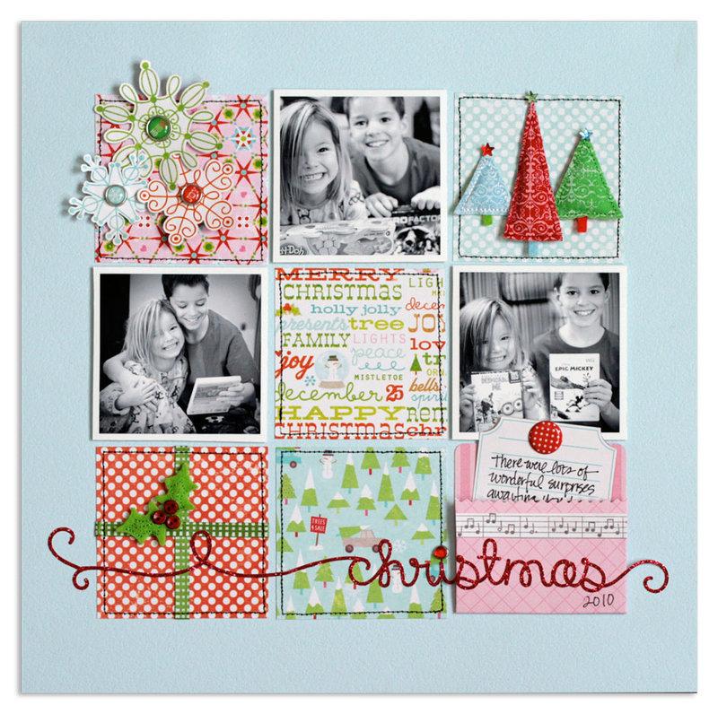 christmas<br>{NEW KI Memories HOLLY LANE}