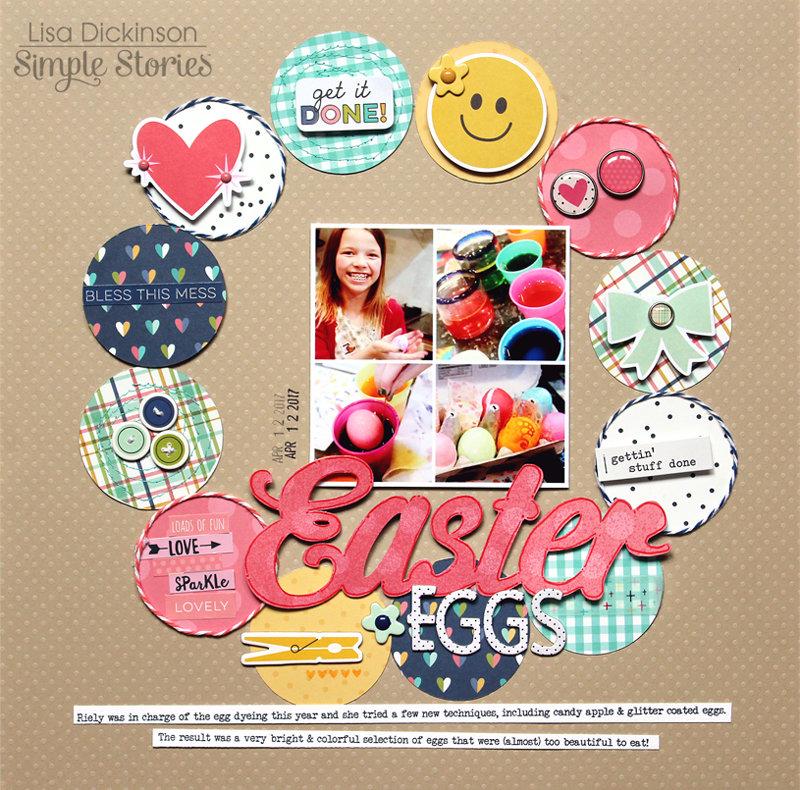 easter eggs   simple stories