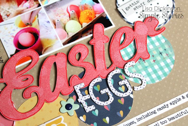 easter eggs | simple stories