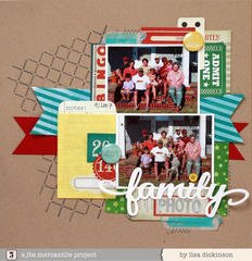 family photo<br>[JBS Mercantile Kit]