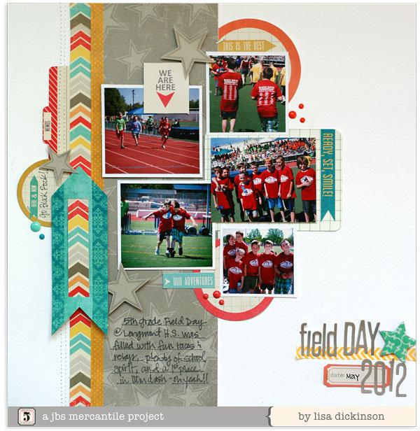 field day 2012 | jbs mercantile kits