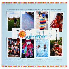 Forever Summer<br>{KI Memories}