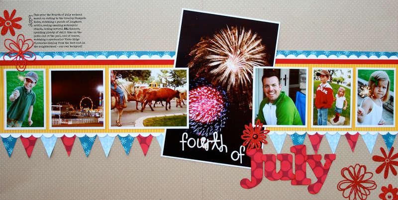 Fourth of july {KI MEMORIES}