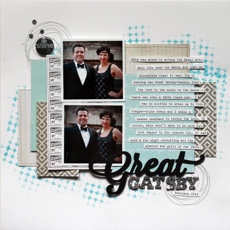 great gatsby | jbs mercantile kits