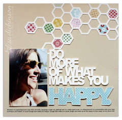 happy<br>{Lily Bee Design}
