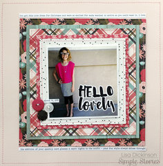 hello lovely | simple stories