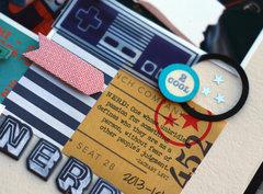 self-proclaimed nerd | crate paper