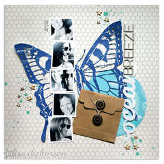 ocean breeze<br>{JBS Mercantile Kit}