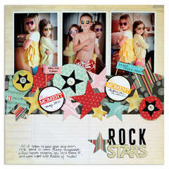 rock stars<br>{Elle's Studio}